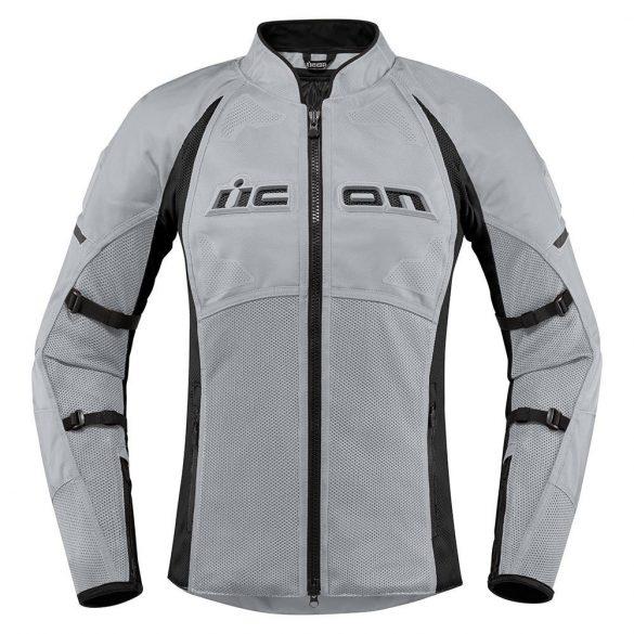 Icon kabát - Contra2 - Grey - Stunter Store b3f97d25e5