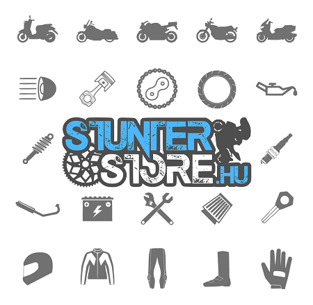 Plus Racing Gear - KATY kabát - Stunter Store 7ca9f165c7