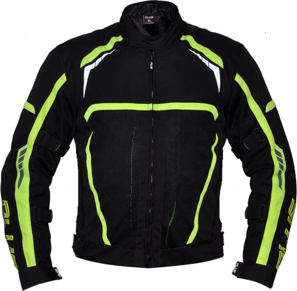 Plus Racing Gear Ice - nyári motoros kabát kivehető eső béléssel ... 749ca8c2af