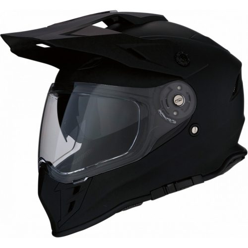 Z1R bukósisak Range Dual Sport - Matt fekete