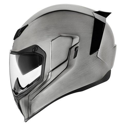 Icon bukósisak Airflite Quicksilver - Silver
