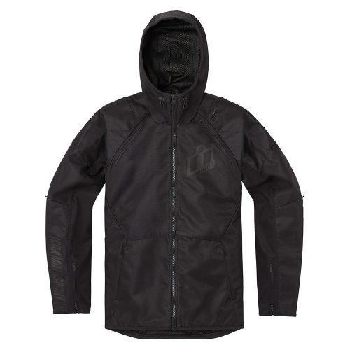 ICON motoros kabát AIRFORM - BLACK