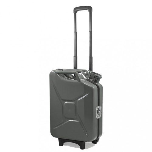G-Case benzin kanna gurulós bőrönd 20L - Dark Grey