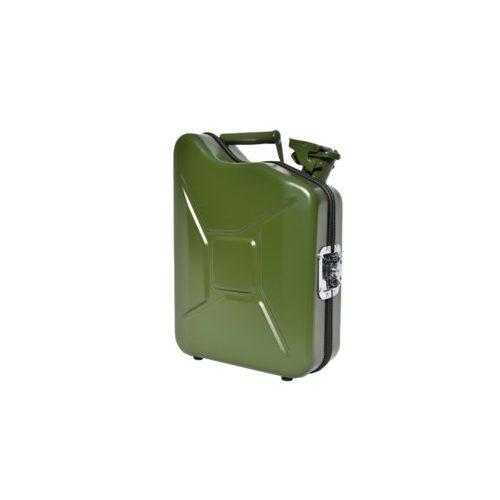 G-Case MINI benzin kanna bőrönd 10L -Military Green