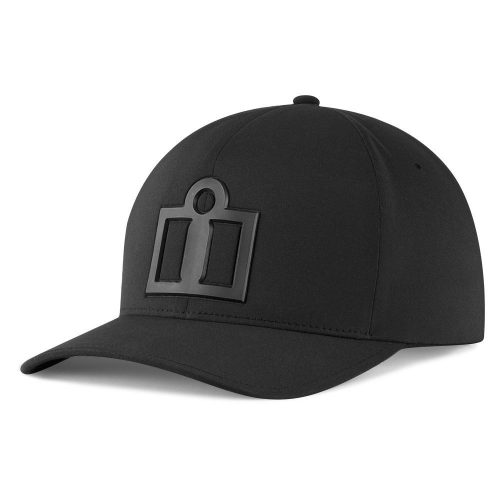 Icon sapka Tech - Black