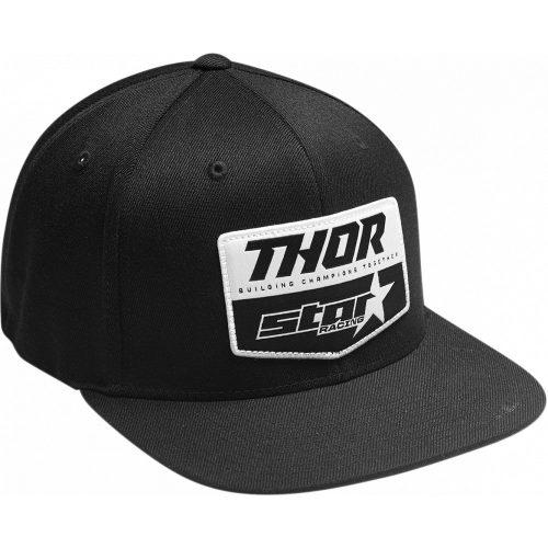 Thor sapka STAR RACING SNAPBACK HAT BLACK