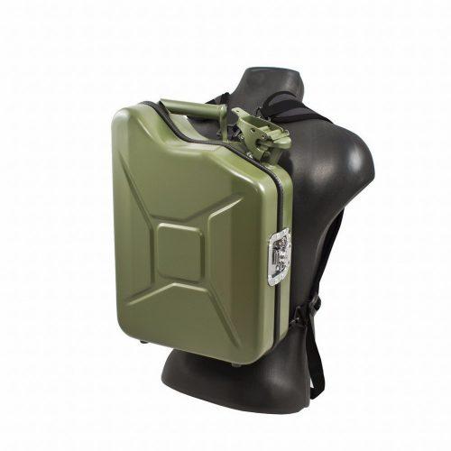 G-CASE benzin kanna hátizsák (10L) - Military Green