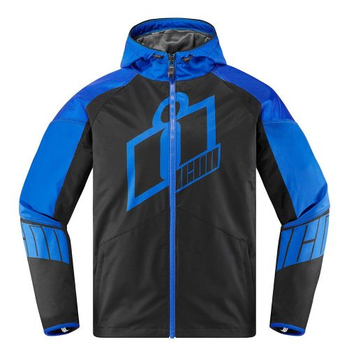 Icon kabát - Merc Crusader - Blue