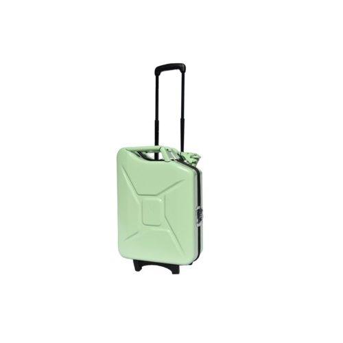 G-Case benzin kanna gurulós bőrönd 20L - Mint