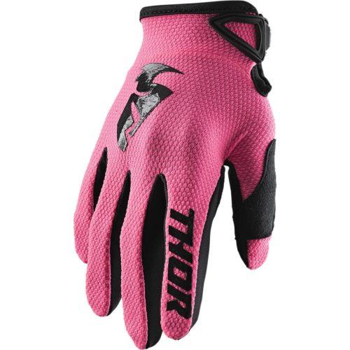 Thor Női cross kesztyű - SECTOR - pink