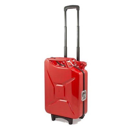 G-Case benzin kanna gurulós bőrönd 20L - Red