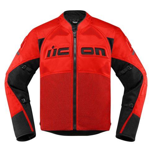 Icon kabát - Contra 2- Red