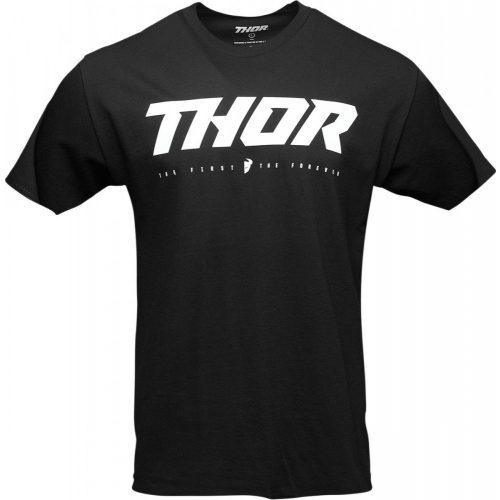 Thor férfi póló LOUD 2 BLACK