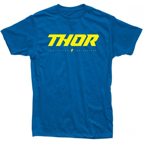 Thor férfi póló LOUD 2 ROYAL