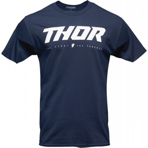 Thor férfi póló LOUD 2 NAVY