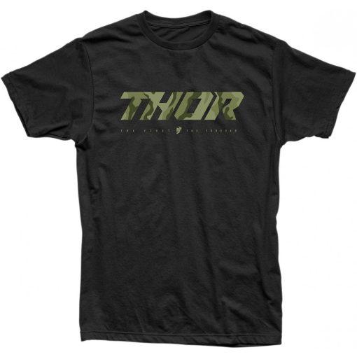 Thor férfi póló LOUD 2 BLACK/CAMO