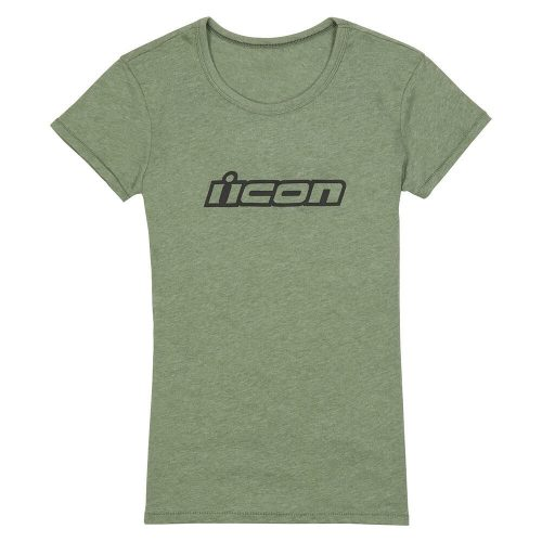 Icon Clasicon Women T-Shirt - Green
