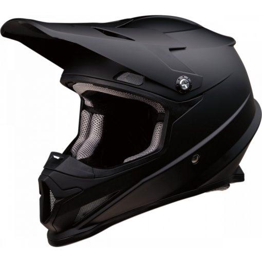 Z1R bukósisak Rise - Flat Black