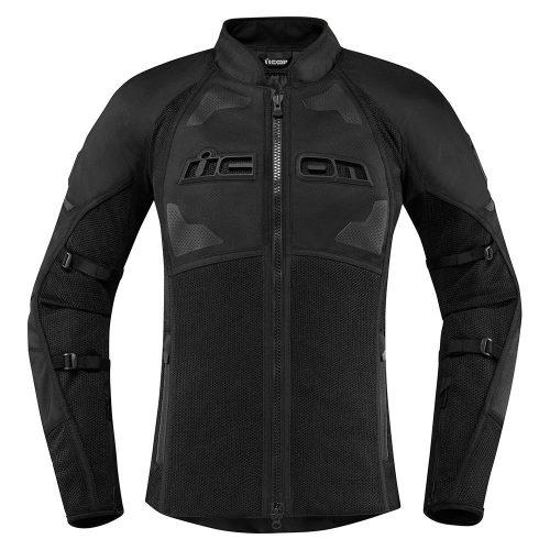 Icon női motoros kabát Contra2 - Stealth