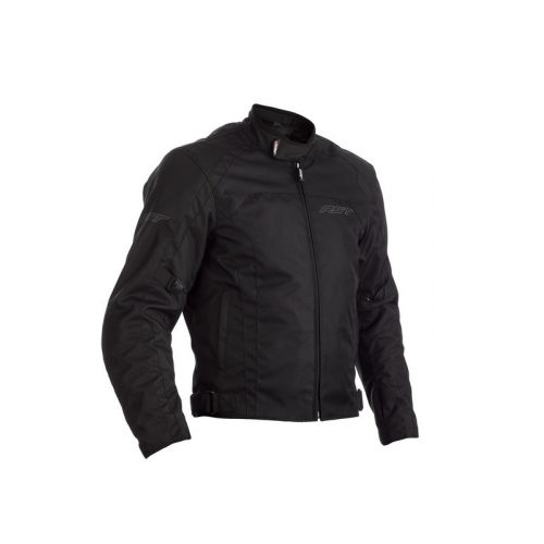 RST Rider Dark CE motoros kabát Textil - Fekete
