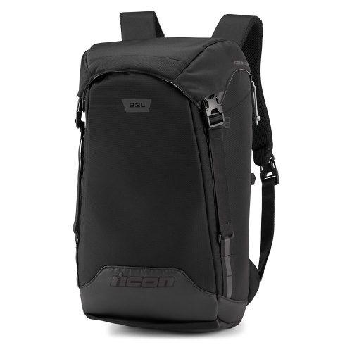 Icon hátizsák - Squad4 Backpack - Black