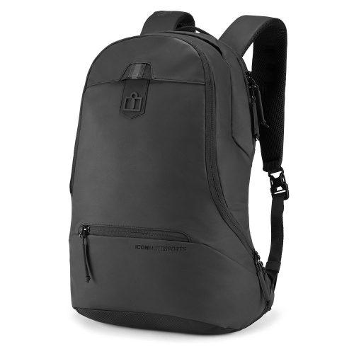 Icon hátizsák - Crosswalk  Backpack - Black