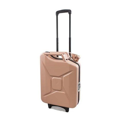 G-Case benzin kanna gurulós bőrönd 20L - Nude