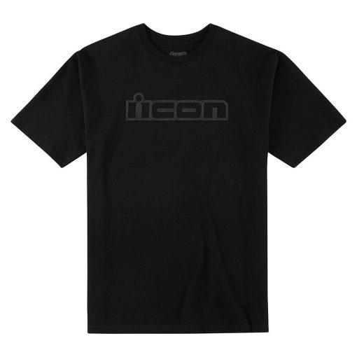Icon OG T-Shirt  - Black