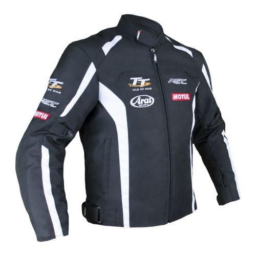 RST IOM TT TEAM motoros kabát - Textil