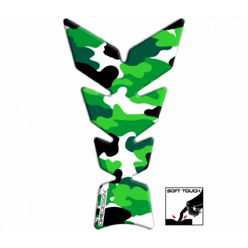ONEDESIGN TANKPAD MOON SOFT CAMO GN