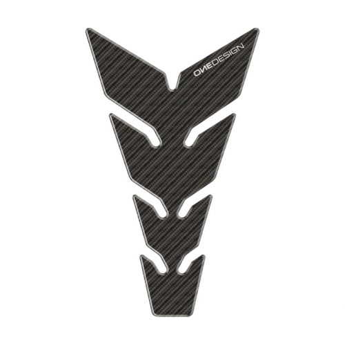 ONEDESIGN TANKPAD CARBON LOOK