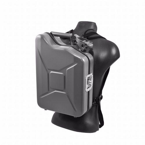 G-CASE benzin kanna hátizsák (10L) - Dark Gray
