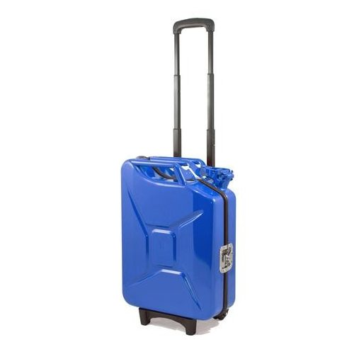 G-Case benzin kanna gurulós bőrönd 20L - Blue