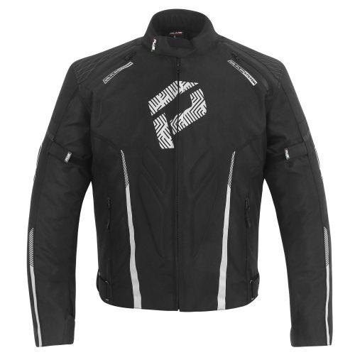 Plus Racing Gear - Ray motoros kabát fekete