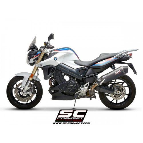 SC-PROJECT KIPUFOGÓ | X-PLORER CARBON| BMW F 800 R (2009 - 2016)