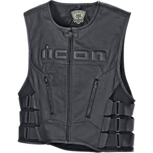 Icon Regulator D3O Vest - Black