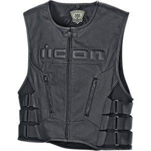Icon Regulator D3O Vest - Black
