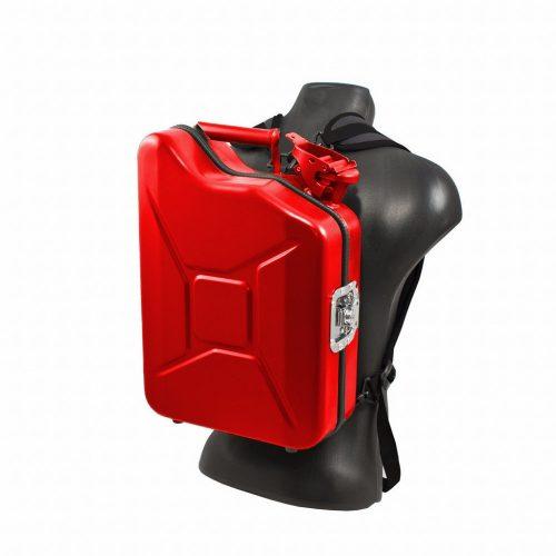 G-CASE benzin kanna hátizsák (10L) - Red