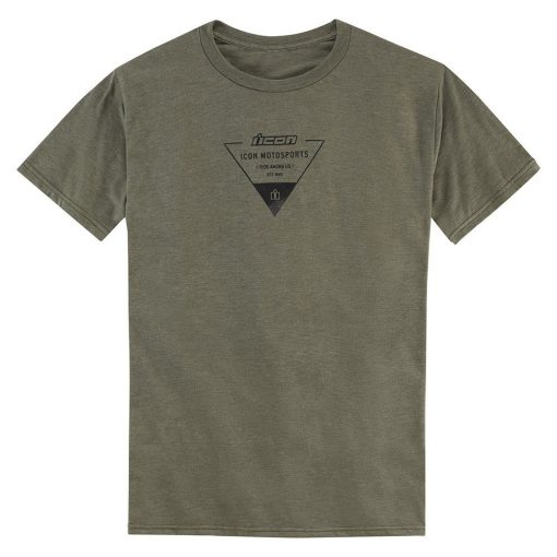 Icon 3.11 T-Shirt  - Olive Heather