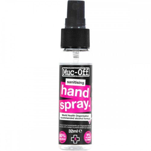 Muc-Off ANTIBAKTERIÁLIS kézfertőtlenítő spray 32ML