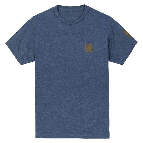 Icon 1000 Scotch T-Shirt  - Blue