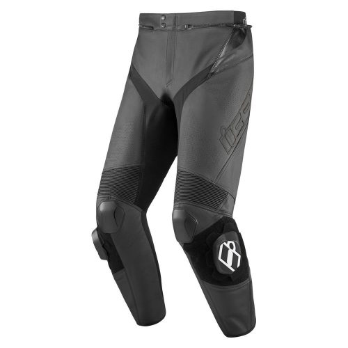 Icon bőrnadrág - Hypersport2 Prime - Black