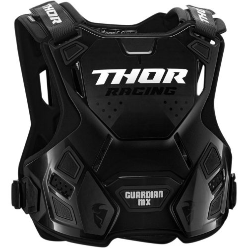 Thor GUARDIAN MX ROOST cross mellprotektor (szürke/fekete)