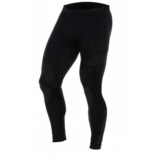 BRUBECK DRY - Férfi motoros aláöltöző nadrág - Fekete