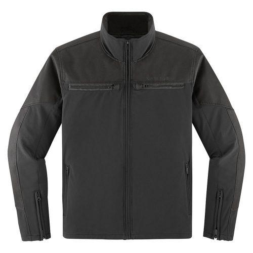 Icon 1000 kabát - Nightbreed - Black