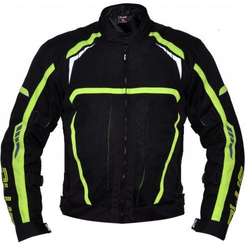 Plus Racing Gear  Ice - nyári motoros kabát kivehető eső béléssel