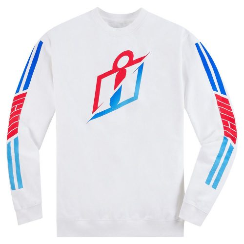 Icon  RS Gradient Crew - White