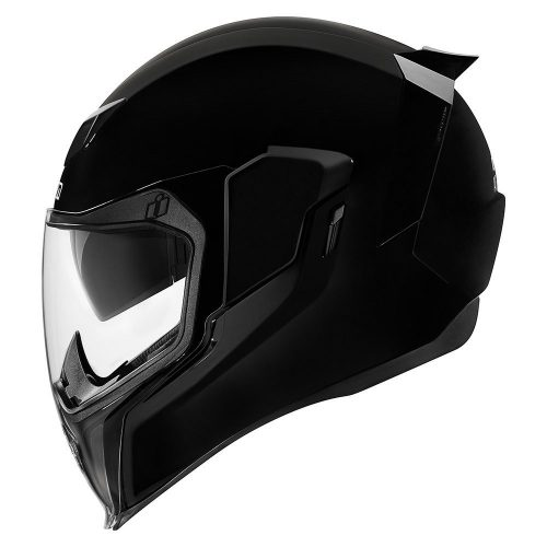 Icon bukósisak Airflite Gloss - black