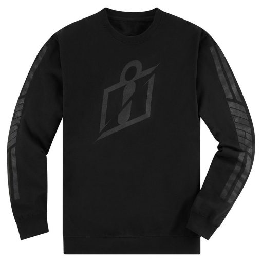 Icon  RS Gradient Crew - Black