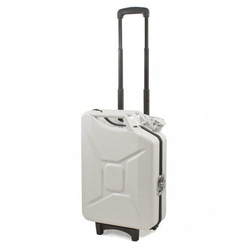 G-Case benzin kanna gurulós bőrönd 20L - White